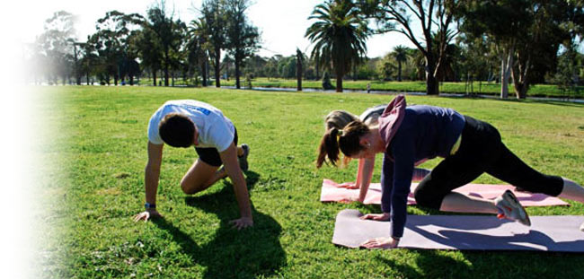 Migani Fitness Mobile Group training sessions